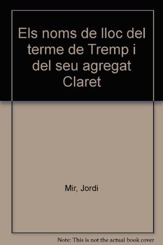 Els Noms De Lloc Del Terme De Tremp: Mir, Jordi