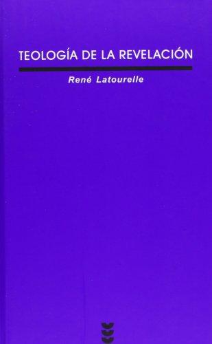 9788430102273: Teologia De La Revelacion/ Theology of Revelation (Verdad E Imagen) (Spanish Edition)