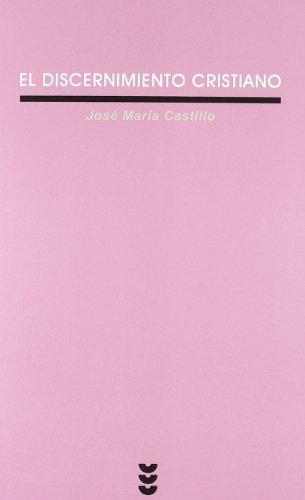 9788430109272: DISCERTIMIENTO CRISTIANO, EL (Spanish Edition)