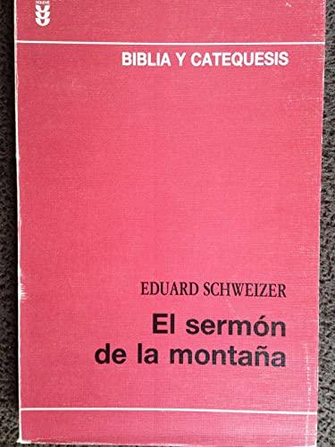 9788430111008: El Sermon De La Montaña