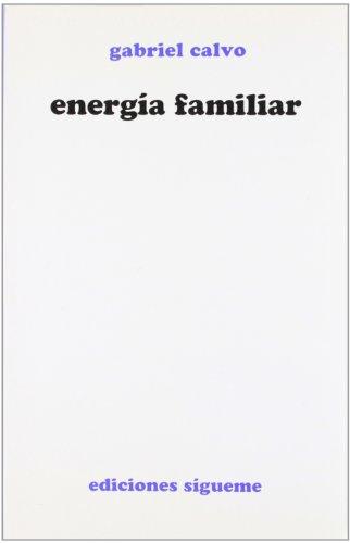 Energía familiar: Calvo, Gabriel