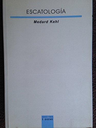 9788430111695: Escatología (Lux Mundi)