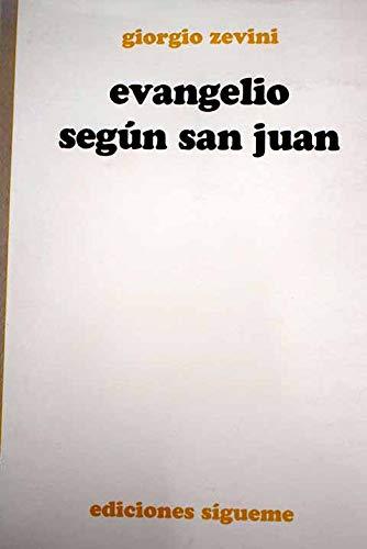 9788430112487: Evangelio segun san Juan