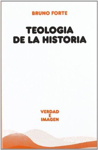 9788430112739: Teología de la historia (Verdad e Imagen)