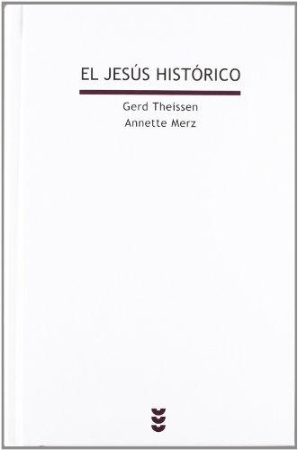 9788430113491: El Jesús histórico (Biblioteca Estudios Bíblicos)