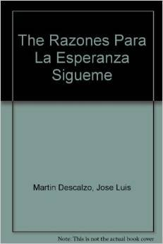 9788430113859: The Razones Para La Esperanza Sigueme (Spanish Edition)