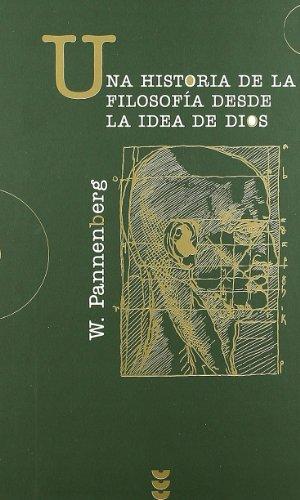 9788430114061: Una historia de la filosofía desde la idea de Dios