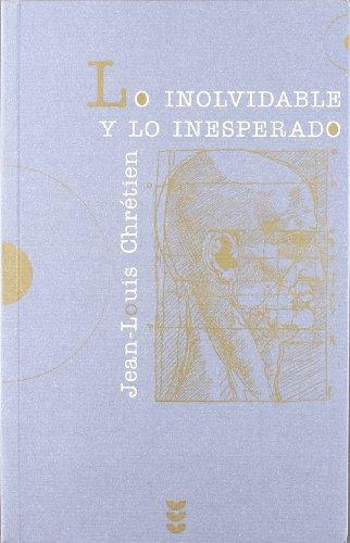 9788430114757: Lo inolvidable y lo inesperado: 51 (Hermeneia)