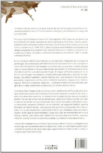 9788430115266: El Habito de Ser (Spanish Edition)