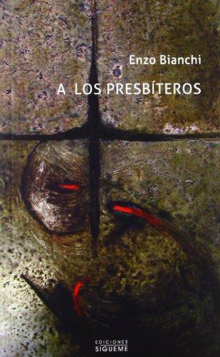 9788430115631: A los presbiteros (Nueva Alianza Minor)