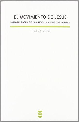 9788430115815: El Movimiento de Jesus (Spanish Edition)