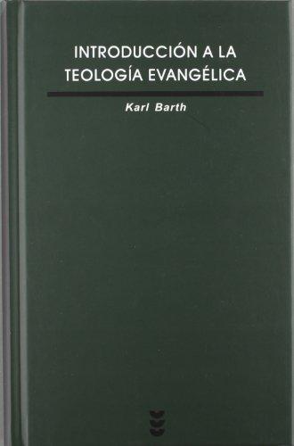 9788430115839: Introducción a la teología evangelica (Verdad e Imagen)