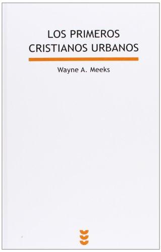 9788430118175: Los primeros cristianos urbanos