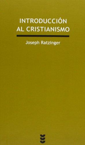 9788430118274: INTRODUCCION AL CRISTIANISMO
