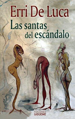 9788430119059: Las santas del escandalo