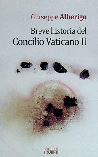 9788430119134: Breve historia del Concilio Vaticano II