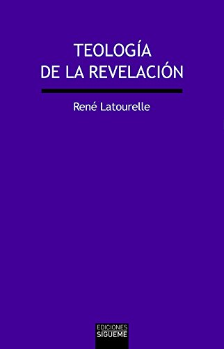 9788430119516: TEOLOGÍA DE LA REVELACIÓN
