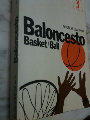 9788430203475: BALONCESTO BASKET/BALL 1974