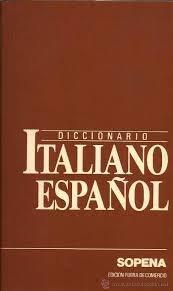 Lexicón : diccionario italiano-español y español-italiano: Ruiz de Arcaute,
