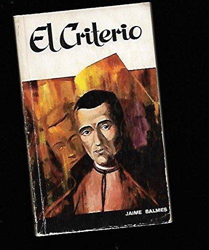 9788430305902: EL CRITERIO.