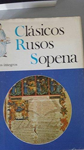 9788430307609: CLASICOS RUSOS SOPENA