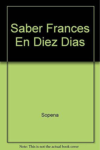 9788430309849: Saber Frances En Diez Dias (Spanish Edition)