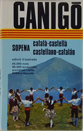 9788430311361: Canigo : diccionario castellà-català, catalan-castellano