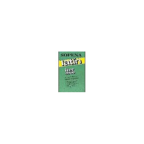 9788430311545: Iter 2000 Latin - Latino/Espaol Sopena (Spanish Edition)