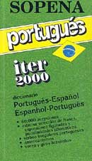 9788430311774: Iter 2000 Diccionario Portugues-Español / Espanhol-Portugues