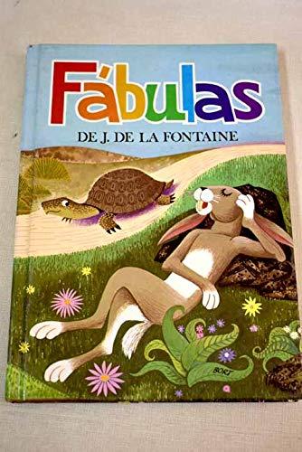 Fabulas: La Fontaine, Jean