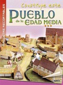 9788430519842: PUEBLO-MAQUETAS RECORTABLES