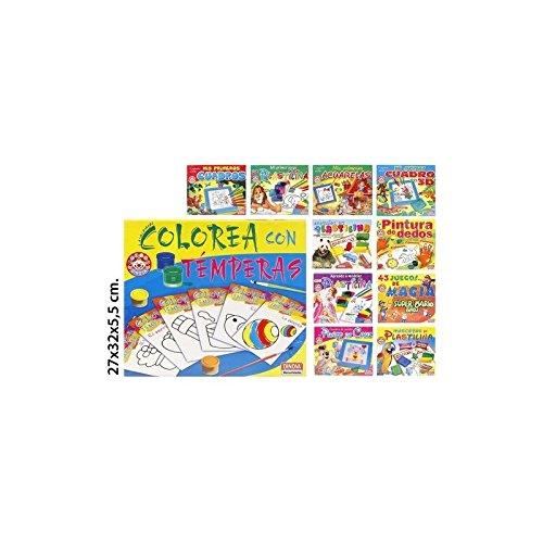 Animales en plastilina (722-21).manuales escolares