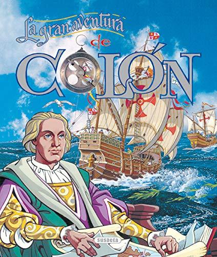 La gran aventura de Colón (Paperback): AA.Vv.