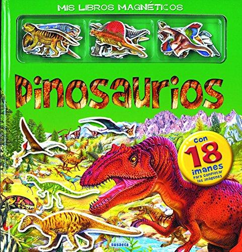 9788430522460: Dinosaurios (Mis libros magnéticos)