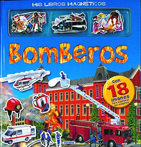 9788430522514: Bomberos (Mis Libros Magnéticos)