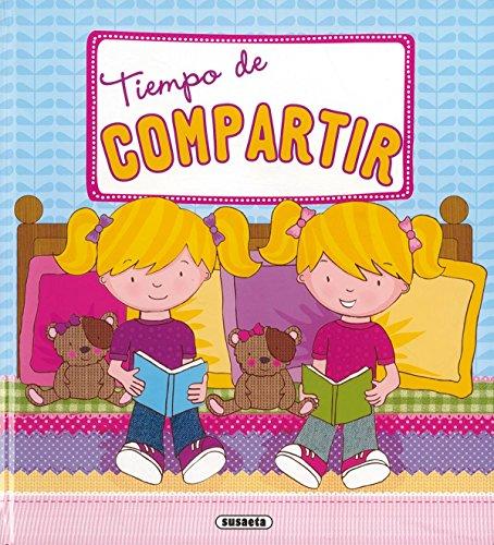 TIEMPO DE COMPARTIR (BUENOS MO: Susaeta Ediciones