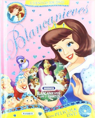 9788430524150: BLANCANIEVES C/DVD