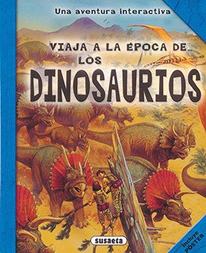 9788430524839: Dinosaurios (Viaja A La Epoca) (Viaja A La Época De.)