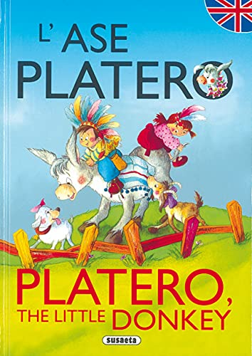 9788430525362: L'ase Platero/Platero, the little donkey (Contes Bilingües Catala-Angles)