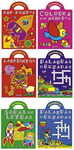 9788430525393: Pasarratos (6 títulos)