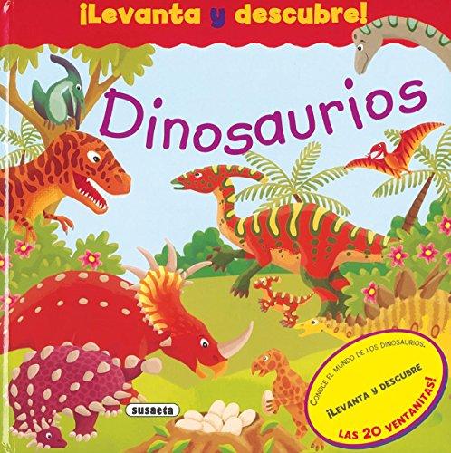 9788430525416: Dinosaurios (¡Levanta Y Descubre!)