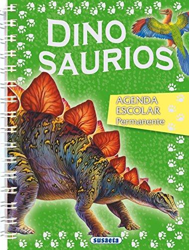 9788430525478: Agenda escolar permanente dinosaurios