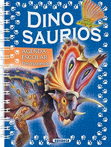 9788430525485: Agenda escolar permanente dinosaurios