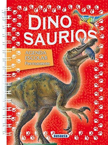 9788430525508: Agenda escolar permanente dinosaurios