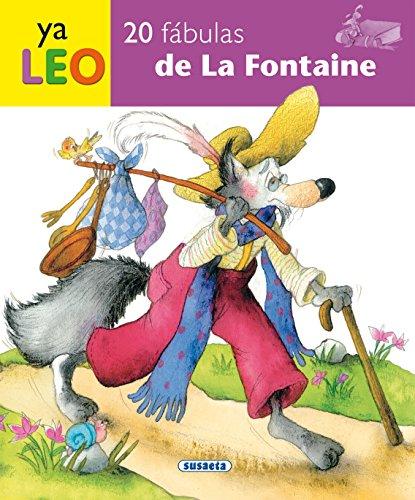 20 fabulas de La Fontaine (Ya Leo): de La Fontaine,