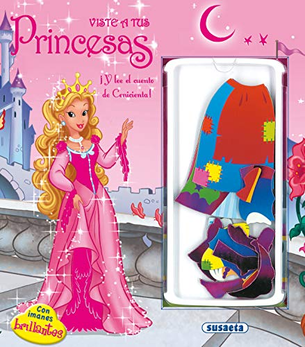 9788430525782: Cenicienta (Viste a tus princesas con imanes) (Viste Princesas con Imanes Brillantes)
