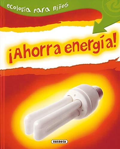 9788430526178: Ahorra Energia. (Ecología Para Niños)