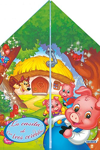 9788430526437: La casita de los tres cerditos / The House of the Three Little Pigs (Spanish Edition)