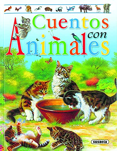 9788430530359: Cuentos con animales/ Stories with Animals (Spanish Edition)