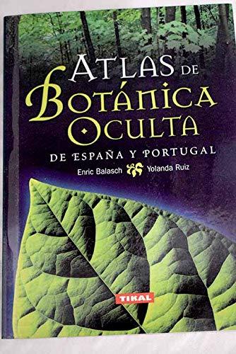 9788430530434: Atlas de botánica oculta (Atlas De Botánica Oculta - Esp)